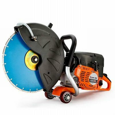 NEW 75cc 4.5hp 2-stroke Commercial Baumr-AG Concrete Cutter Cut-off Petrol Saw