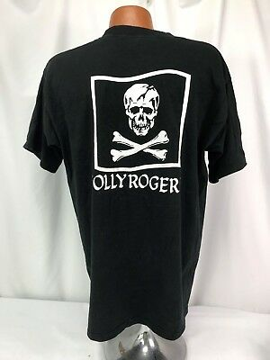 "Vintage US Navy VF-103 ""Jolly Rogers"" T-Shirt"