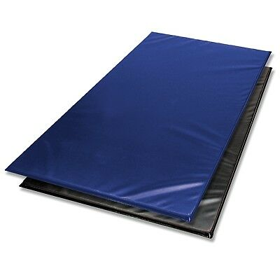 (60cm  x 150cm  x 2.5cm , Blue) - Fitness First Mat. FIT1ST. Free Delivery