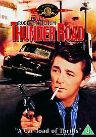 Thunder Road Dvd Robert Mitchum Brand New & Factory Sealed