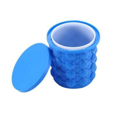 Magic Ice Cube Maker Genie The Revolutionary Save Space Ice Genie Cube Maker Qwe