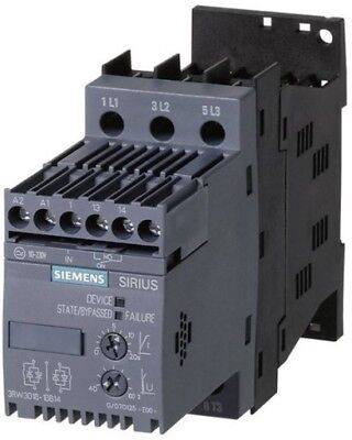 Siemens Sirius Soft Starter Size S0 25A 110-230V - New in Box