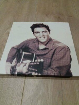 Elvis Presley Canvas