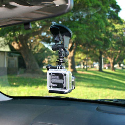 Suction Cup Mount Tripod Adapter Camera Accessories For Gopro Hero 4/3/2/HD GL