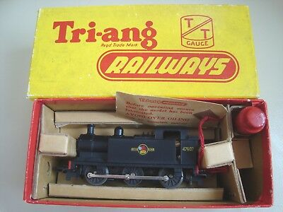 Triang  Tri-ang TT scale T90 0-6-0 Jinty tank loco - excellent condition boxed