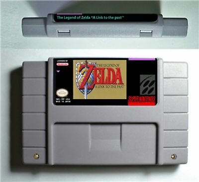 The Legend Of Zelda Series Games A Link To The Past SNES Video Game USA Version