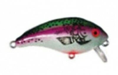 Mann's Bait Company One Minus Fishing Lure (Pack of 1), 5/240ml, Rainbow Trout