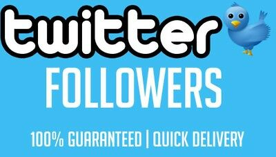 Twltter Follow Service | Fast Delivery | Safe & Secure 1000 Followers!