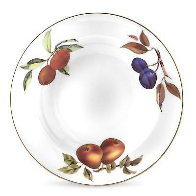 Royal Worcester Evesham Gold Rim Bowl 23cm