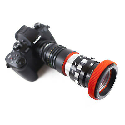Kowa 16 D Anamorphic Lens SINGLE FOCUS Kit, Rack Focusing, for DSLR