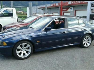 BMW 525 D, E39, Turbodiesel (Facelift) Model 2002