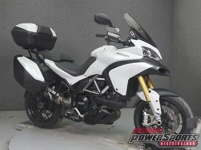 Ducati MTS1200S MULTISTRADA 1200 S TOURING  2011 DUCATI MTS1200S MULTISTRADA TOURING