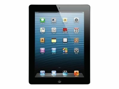 Apple iPad 4th Gen Retina Display 32GB,Wi-Fi, 9.7in Balck A Grade 12 M Warranty