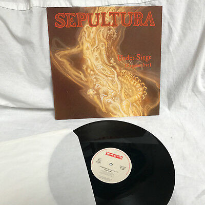 Maxi – Sepultura / Under Siege / Mint -