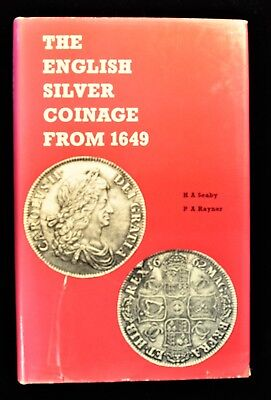 The English Silver Coinage From 1649 by Seaby & Rayner. ITEM AE44