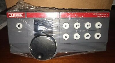 Dolby CP650 Remote Control Cat 779Z