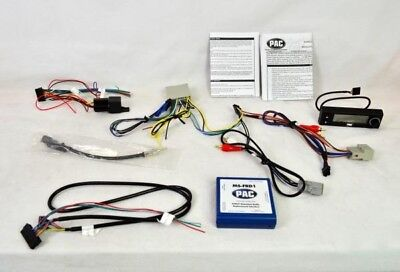 PAC MS-FRD1 Radio Replacement Interface for Ford/Lincoln/Mercury with SYNC Reten