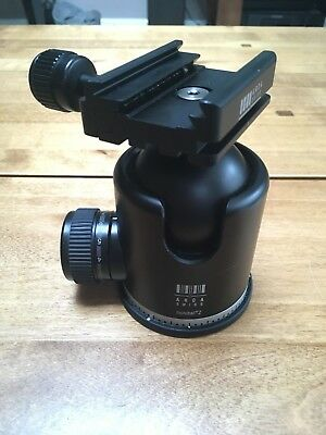 Arca Swiss Monoball Z Ball Head with Quick Release plate