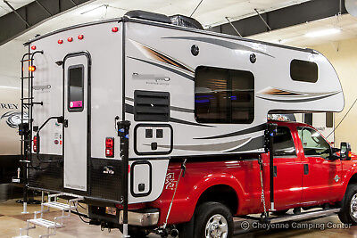 New 2018 BackPack HS-8801 Pickup Truck Camper For Sales with Toilet and Shower