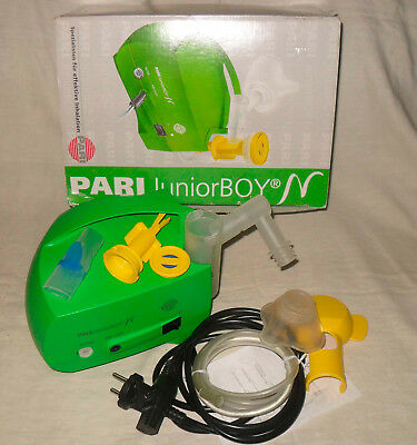 PariBoy Pari JuniorBoy N Type 085 Inhaliergerät in OVP
