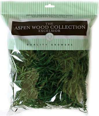 Aspenwood Excelsior 328 Cubic Inches Wood Green 740657075258