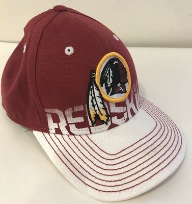 68398196fc2 NFL Equipment Onfield Reebok Washington Redskins Hat - Burgundy/Gray L/XL