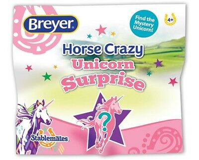 Breyer Horses Stablemates Collectable Mystery Unicorn Surprise #6217