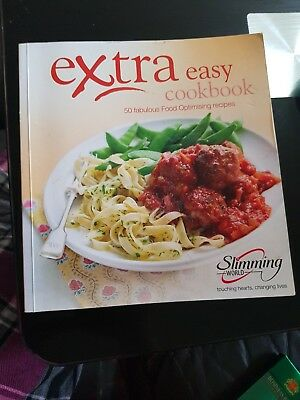 Slimming World Extra Easy Recipe Cook Book