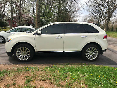 "2013 Lincoln MKX limited lincoln mkx awd ""NO RESERVE"""