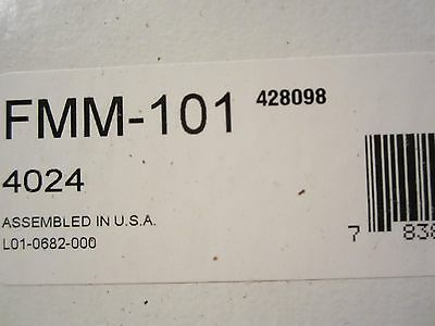 Notifier FMM-101 Lot of 2