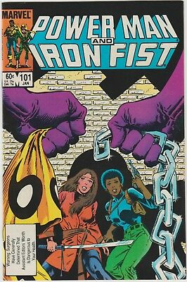 Power Man And Iron Fist # 101**(((( Huge Sale ))))** Very Fine