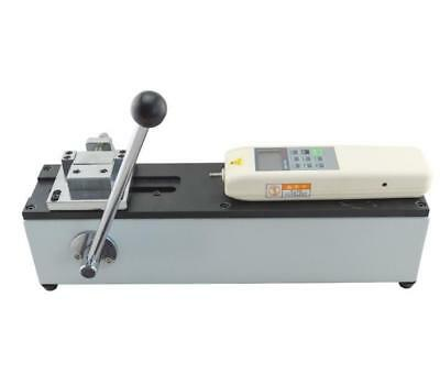 ADL pull test harness terminals tensile testing machine configuration pointer