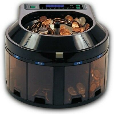 Accubanker AB410 Professional Coin Counter And Sorter