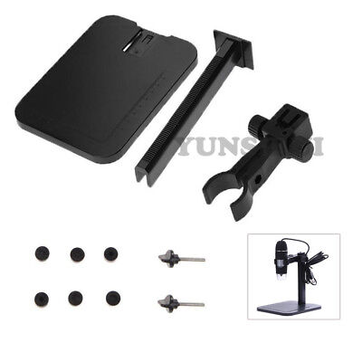 Universal Table Stand Mount Holder for USB2.0 Zoom Magnifier Digital Microscope