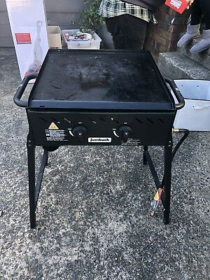 Portable BBQ Gas Barbecue Outdoor Camping PRO Grill  Cooker Burner