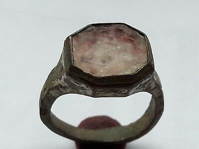 Ancient Bronze Seal Ring