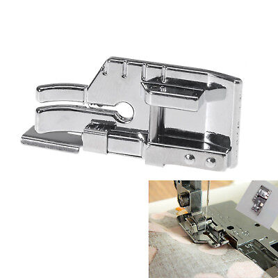 "1/4"" Metal Sewing Machine Foot Feet Quilting Presser For Low-Shank Machine"