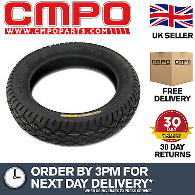 Motorcycle Rear Tyre 130/90-15 P Tubed (RT1309015AK)