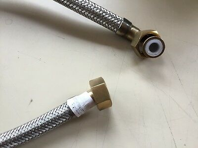 Hydra Stainless Steel Flexible Hose. New