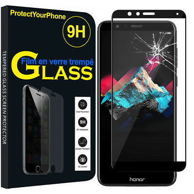 "Vitre De Protection Écran Film Verre Trempe Huawei Honor 7X 5.93"" BND-L21/ L22"