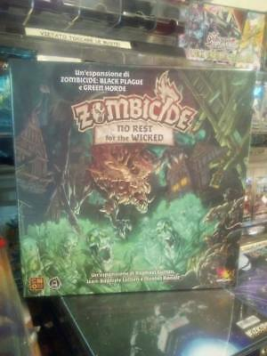 Zombicide No Rest for the Wicked Edizione In Italiano Asmodee Italia