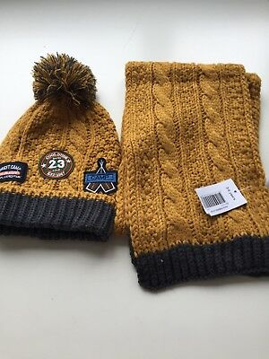 boys hat and scarf