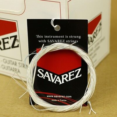 Savarez Konzertgitarren Saiten Nylon One Set 500CJ High Tension