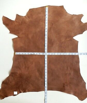 Various Leather Hides Lamb Skins  - Cowhide - 84 Lots All Colours And Sizes