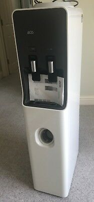 Water Dispenser - Free Standing (White and Grey)