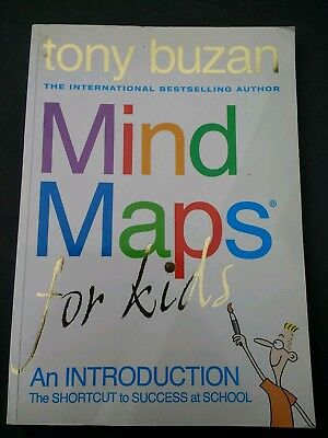 Mind Maps For Kids: An Introduction by Tony Buzan (Paperback, 2003)