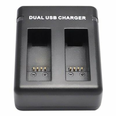 AHDBT-501 USB Dual Charger For GoPro Hero 5 Black T8X3