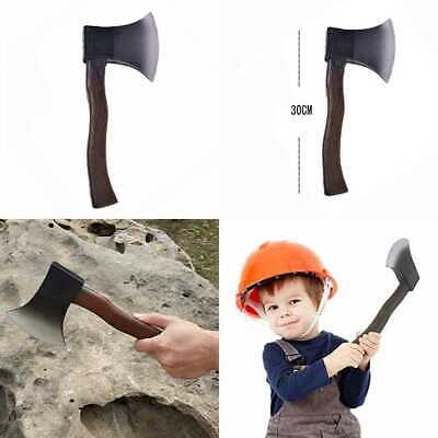 LARP Halloween Costume Party Trick Props Foam Axe Knife Weapon Toy FREE SHIPPING