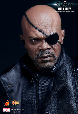 Hot Toys : The Avenger  Nick Fury