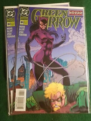 Green Arrow Issue 86